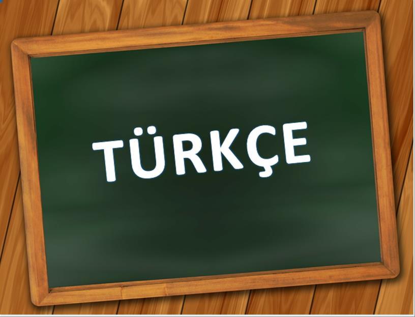 Ders kapakları Türkçe